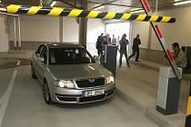 Prvním parkujícím se na Rychtářce stal technický náměstek primátora Petr Rund