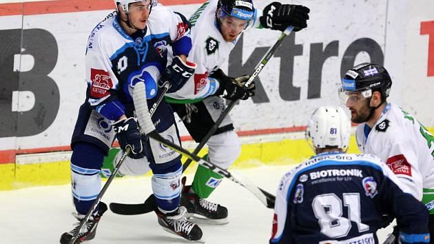 Plzeňští hokejisté bodovali ve dvanácti utkáních po sobě.