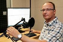 Počítačový program vrací lidem jejich hlas. Na snímku je Jindřich Matoušek z Fakulty aplikovaných věd ZČU.