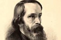 Sochař Václav Levý na portrétu Jana Vilímka.