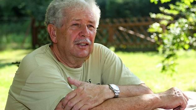 Václav Chaloupek je kandidátem Občanů patriotů do Senátu. Zvažuje však, že se senátních voleb nezúčastní.