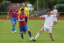 Zle zatápěl obraně Ingolstadtu Milan Petržela, brankově se však prosadit nedokázal