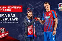 Fotbalisté Viktorie Plzeň zvou na první domácí zápas jarní části ligy FORTUNA:LIGY s Příbramí.