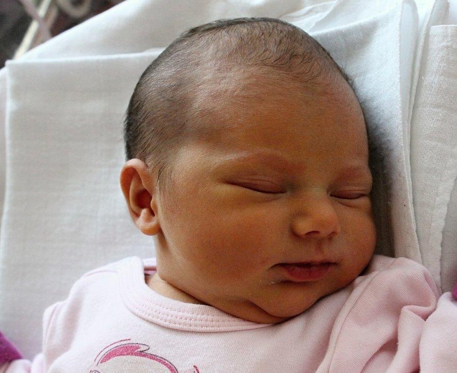 Elena Voráčková se narodila 14. července v 9:59 mamince Evě a tatínkovi Václavovi z Výrova. Po příchodu na svět v porodnici v Plzni na Lochotíně vážila sestřička dvouleté Viktorky 3350 gramů a měřila 50 centimetrů.