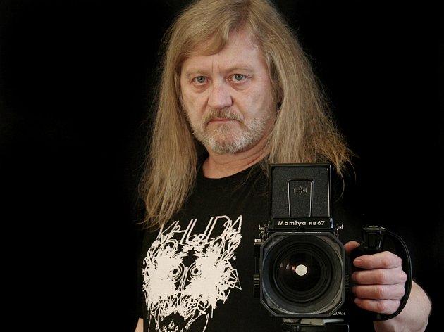 Autoportrét Josefa Kůdy