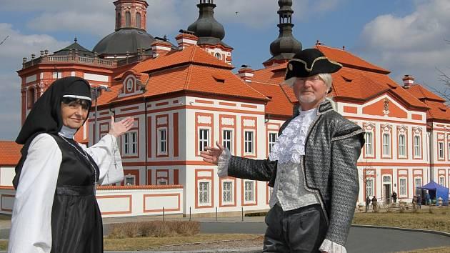 Turistická  sezona odstartovala v sobotu v poutním areálu Mariánská Týnice na Kralovicku.