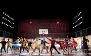 Ze zkoušky muzikálu West Side Story