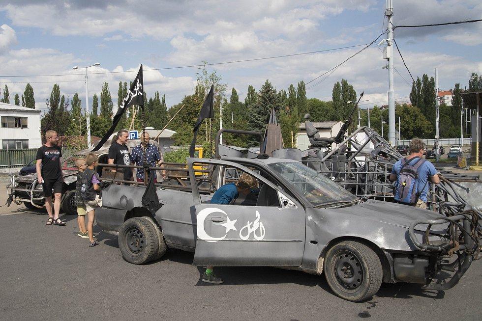 Post-apokalyptická show v DEPO2015