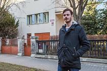 Historik a architekt Václav Cinádr provede zájemce v sobotu vilovou čtvrtí na Borech.