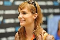 Hana Vágnerová je jednou z osobností, které ohlásily, že letos navštíví festival Finále Plzeň.