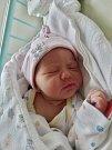 Ema Morgensteinová se narodila 22. března v 9:19 mamince Petře a tatínkovi Honzovi z Kucín u Přeštic. Po příchodu na svět v porodnici U Mulačů vážila sestřička tříleté Nikolky 2480 gramů a měřila 47 cm.