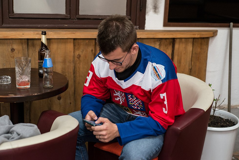 Online přenos hokeje na zahrádkách v Plzni