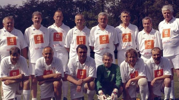 Stará garda Dynama ZČE Plzeň skončila třetí na neoficiálním mistrovství světa fotbalových veteránů v německém Klingenthalu