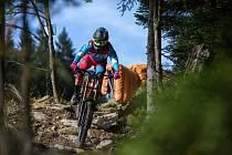 Bikery čeká letos upravená a mírně obměněná trať. Do budoucna vznikne nová lehčí trať pro úplné začátečníky.