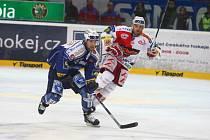 Hokej Plzeň vs. Slavia 1:6