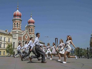 V Plzni tančí charleston