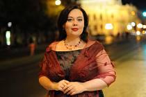 Mezzosopranistka Lucie Hilscherové bude koncertovat v rámci Tribuny komorní písně 18. listopadu v plzeňském Domě hudby