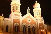 Velká synagoga v sadech Pětatřicátníků