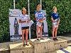 Plavkyně plzeňské Slávie Horská skončila druhá na Corona Cupu