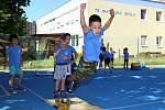 Sportovní hry mateřských škol nepřímo navazují na zjišťování pohybových dovedností předškolních dětí v projektu Pohyb 1P.