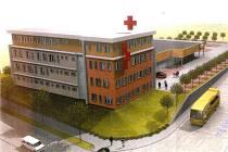 Vizualizace domu Červeného kříže na Doubravce