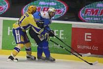 Hokejové utkání: extraliga HC Škoda Plzeň vs. PSG Zlín