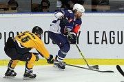 Plzeňští hokejisté v Lize mistrů pokračovat nebudou, nad jejich síly bylo švýcarské Lugano.