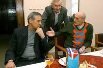 Setkání fotbalových legend Viktorie Plzeň