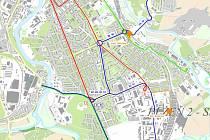 Železniční zastávku v Koterově nahradí nová na Slovanech. Tam lidé snadněji přestoupí na veřejnou dopravu