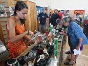 Festival ezoteriky v Plzni navštívily stovky lidí.