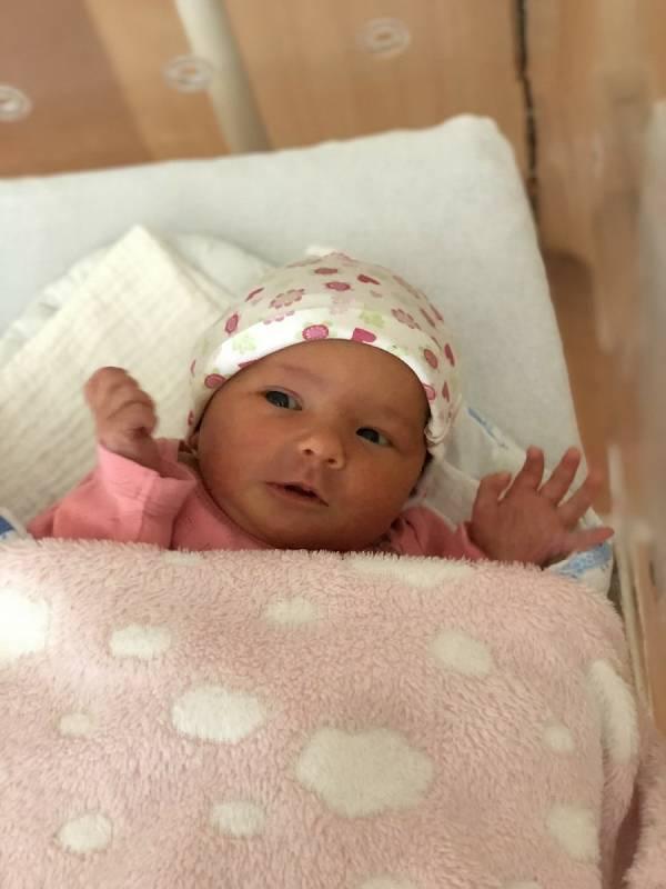 Eliška Přecechtělová z Klatov se narodila 21. dubna 2021 rodičům Lence a Janovi. Po příchodu na svět v klatovské porodnici vážila sestřička 3leté Anežky 3200 g a měřila 48 cm.