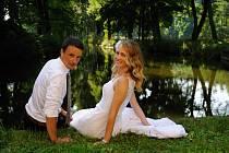 č. 102: Nora a Jiří Hadravovi, Plzeň. Svatba: 19. července 2014