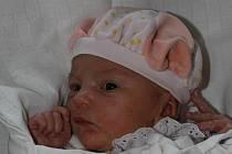 Lydii a Milanu Šantovým zPlzně se 21. března v11.47 hod. narodila ve FN prvorozená dcera Lydia, která při narození měřila 51cm a vážila 3200 g
