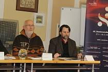 Tisková konference k festivalu Smetanovské dny