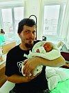 Štěpán Kohlík se narodil 16. července ve 12:57 mamince Michaele a tatínkovi Cyrilovi z Plzně. Po příchodu na svět v porodnici U Mulačů vážil jejich synek 2900 gramů a měřil 46 centimetrů.