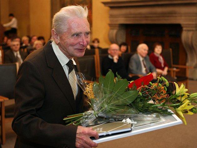 Polanovu cenu získal Karel Pexindr.