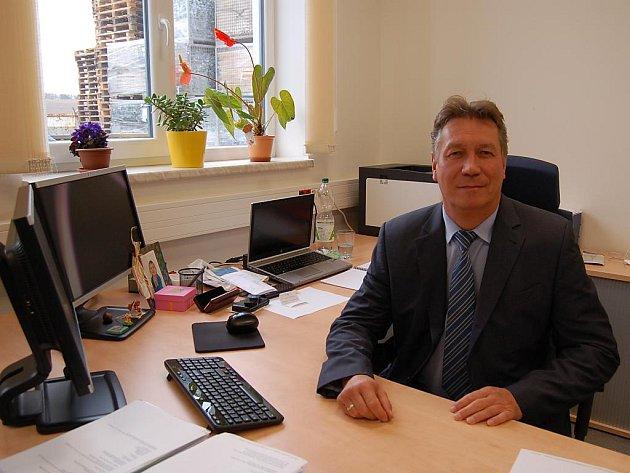 Jednatel firmy Wuppermann Systemtechnik Detlef Koch