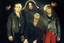 Hudební skupina Xantipa v roce 1997.