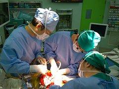 Práci asijských lékařů  poznají  i plzeňští medici