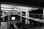 V secesní stavbě pocházející z roku 1904 vznikl nový sál  s moderním vybavením. Jeho kapacita je 120 míst a slouží jako hlavní umělecká scéna.