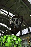 METAMORFÓZY. Některá vystavená díla téměř levitují v prostoru DEPO2015.