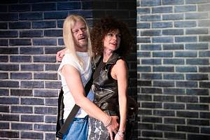 Divadlo J. K. Tyla připravuje komedii Vánoce na poušti s Martinem Stránským v roli stárnoucího rockera.