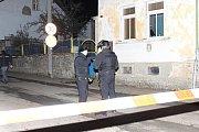 Po střelbě v Blovicích zůstali na místě dva mrtví