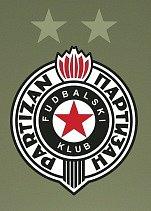 Logo FK Partizanu Bělehrad