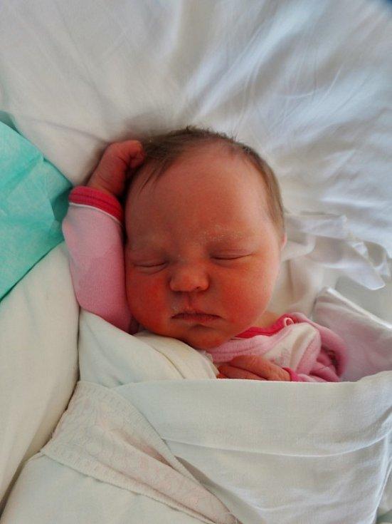 Gabriela Marková se narodila 25. února v6:02 mamine Zlatici a tatínkovi Petrovi zPlzně. Po příchodu na svět vporodnici U Mulačů vážila sestřička šestiletého Štefana a tříleté Alexandry 3130 gramů a měřila 47 centimetrů.