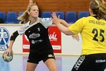 Lucie Pešičková z HC Plzeň