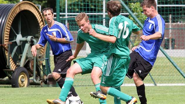 Fotbalový turnaj v areálu 33. ZŠ v Plzni