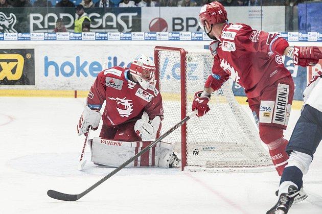 HC Škoda Plzeň vs. HC Oceláři Třinec