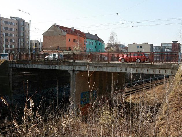 Most v Sušické ulici