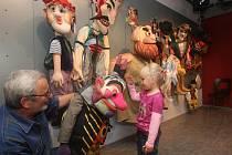Úspěšnou sezonu letos prožívá také plzeňské Muzeum loutek. Návštěvnost je tu minimálně stejná jako v loňském roce